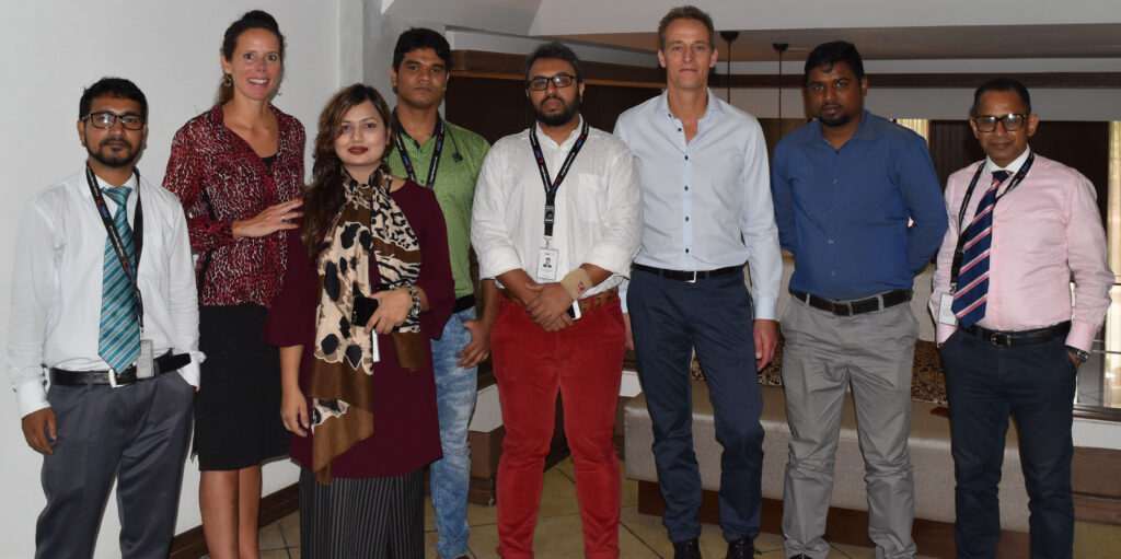 Ritra Cargo bezoekt leveranciers Azie supply chain mangement