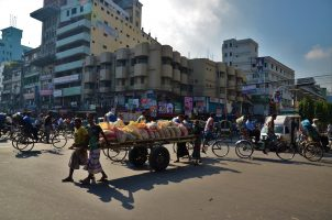 Expediteur Bangladesh