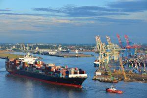Expediteur Ritra Cargo zeevracht