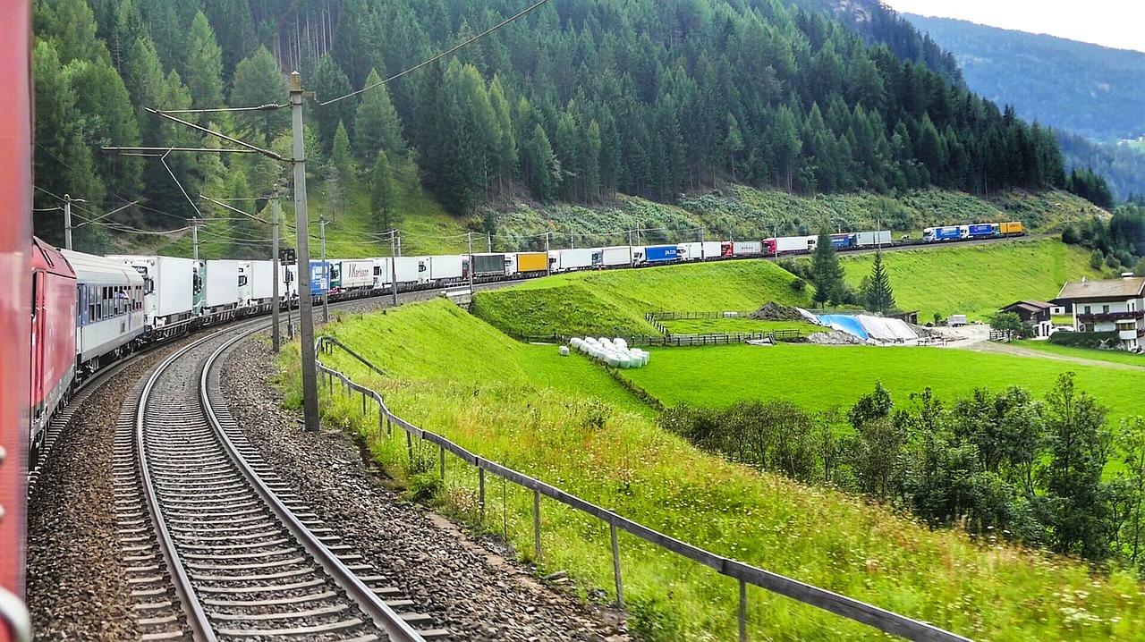 LCL-spoorvervoer China