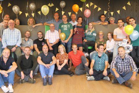 Ritra Cargo 30 jaar expediteur