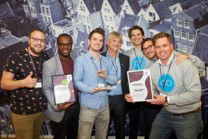 Ritra Cargo winnaar iSHARE techcelerator