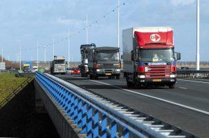 Distributie binnen Nederland kosten 2019
