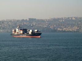 Zwavelarme brandstof scheepvaart