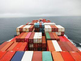 Transportschade op zee