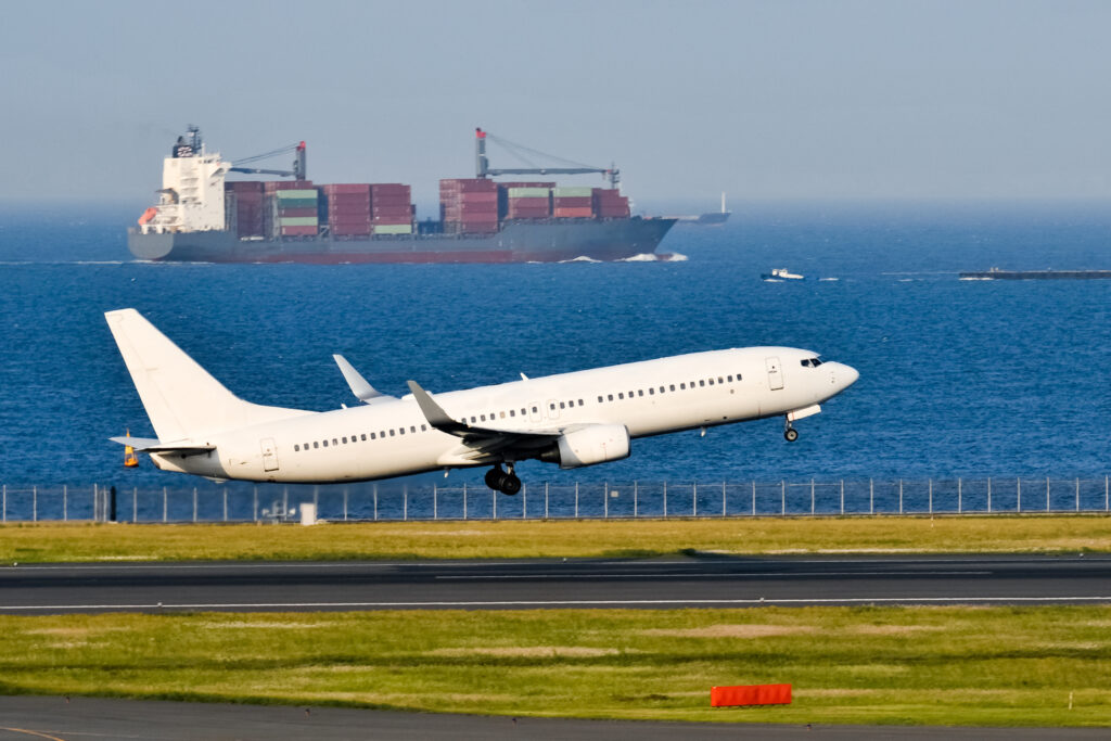 Sea Air Transport