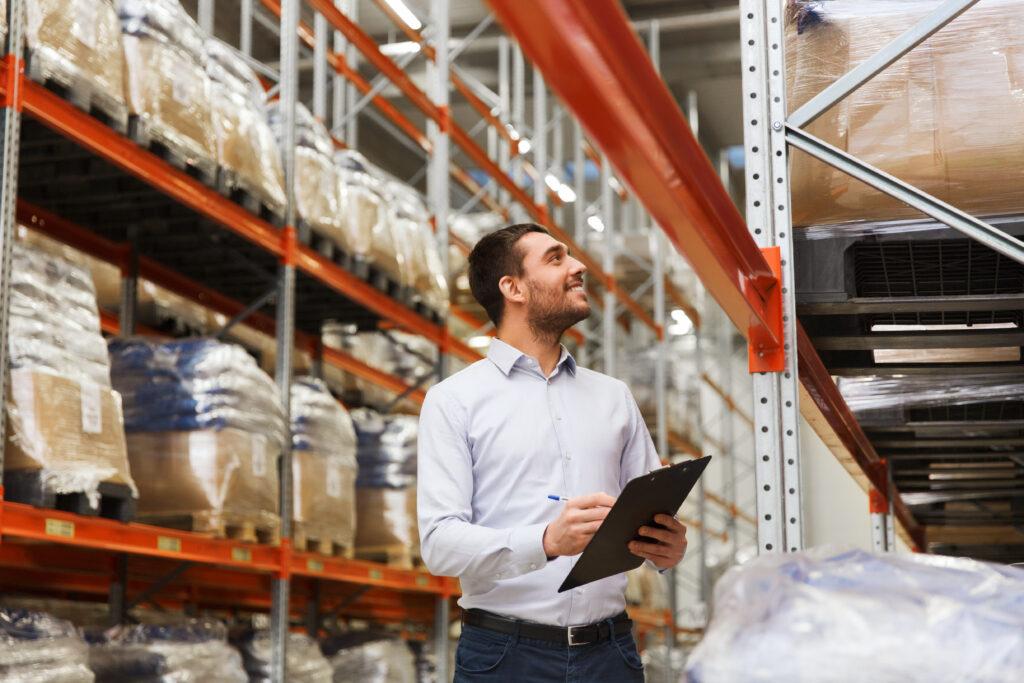 Warehousing en distributie